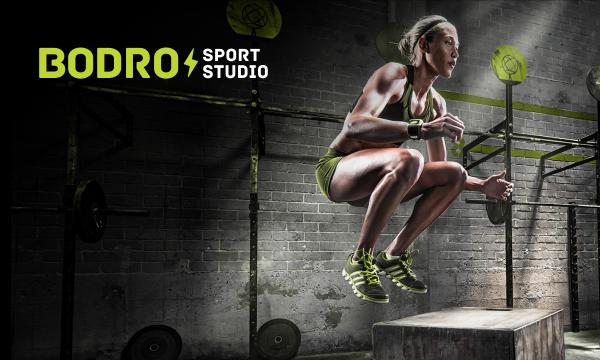 BODRO — сеть спортивных студий