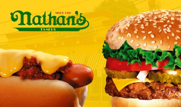 Франшиза Nathan's